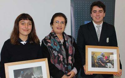 Se entregaron premios del concurso de fotografía Captura tu entorno