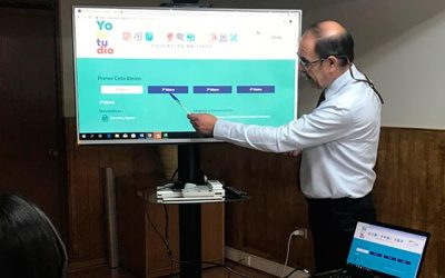 Seremi de educación lanza en OHiggins el plan digital de reforzamiento escolar