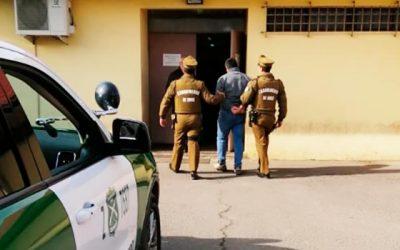 Sujetos fueron detenidos por porte y tenencia ilegal de armas de fuego