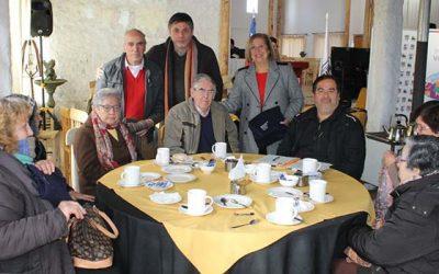 Adultos mayores de Doñihue mejoran calidad de vida gracias al programa Vínculos