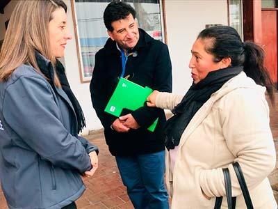 Asistentes se mostraron muy satisfechos con la agilidad y eficacia de las atenciones de los Servicios de Gobierno