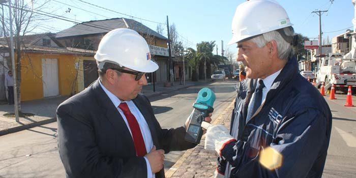 Autoridades de energía destacan mejoras en indicador SAIDI en la Sexta Región