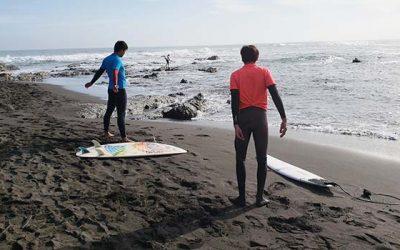 Campeonato de surf PDI en Pichilemu