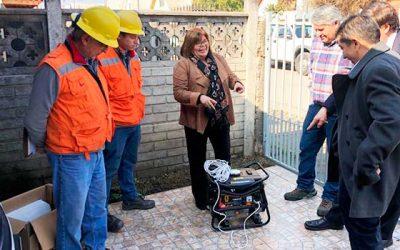 CGE entrega más de 200 generadores a pacientes electrodependientes de la región