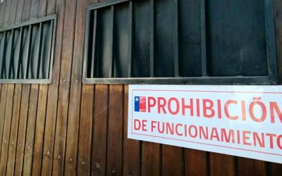 Clausuran centros de Tratamiento y Rehabilitación de drogas y alcohol
