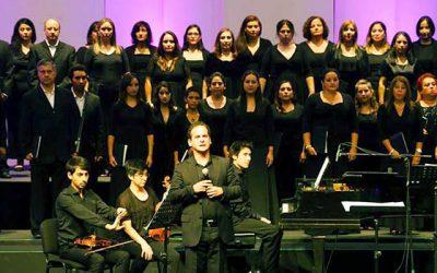 Coro Polifónico de Rancagua se presentará en Santiago
