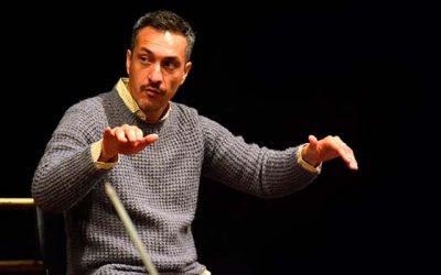 David Navarro-Turres dirigirá la Orquesta de Cámara de Chile en Coltauco