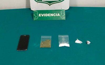 Detenidos por vender sustancias ilícitas a través de internet