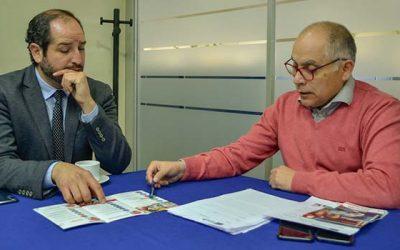 Directores regionales del Senda y el Sence se reunieron para trabajo en conjunto