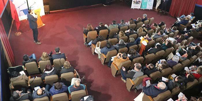 Dirigentes Sociales de O'Higgins se capacitaron en San Fernando