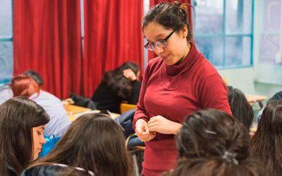 Estudio evidencia que un 66% de los profesores eligió Pedagogía como primera opción de estudios