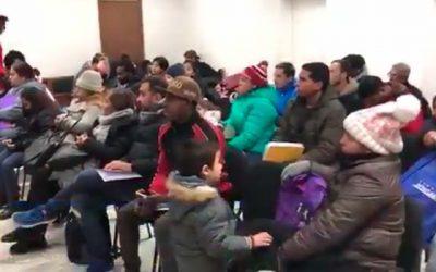 Gobernación de Colchagua, PDI y Registro Civil realizaron masivo operativo de extranjería