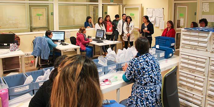 Hospital Regional fortalece competencias ante proceso de reacreditación