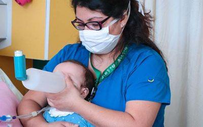 Hospital Regional se encuentra preparado para nueva arremetida de virus Sincicial