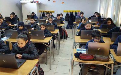 Importante inversión para mejorar Internet realizó Colegio Evelyn's School