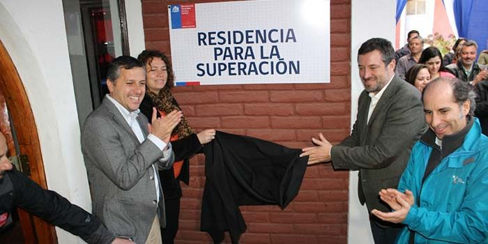 Inauguran Residencia para Personas en Situación de calle en San Fernando