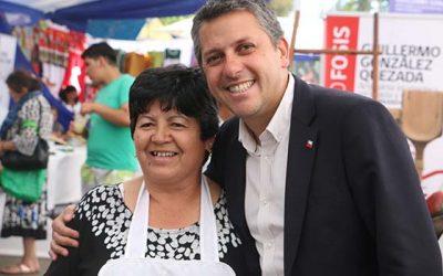 Intendente Masferrer anunció la entrega de $600 millones para apoyar a emprendedores del FOSIS