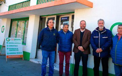 Ministerio de Economía destaca a Coopeumo en el día de las cooperativas
