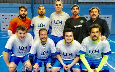 Ministerio del deporte organiza primer torneo laboral regional