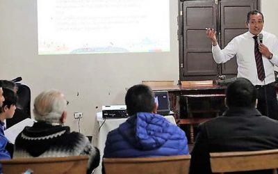 Ministerio del deporte se reúne con organizaciones granerinas