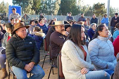 MOP O'Higgins inició obras de impacto social y conectividad en zona rural de Pichilemu