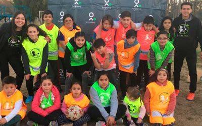 Pichiguao se suma a la familia Fútbol Más gracias a Anasac