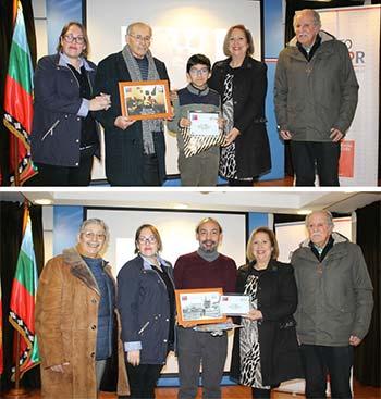 Premian a Ganadores del concurso fotográfico de Senama OHiggins