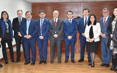 Presidente de la Corte de Rancagua toma juramento a nuevos jueces