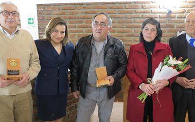 Rotarios de Santa Cruz rinden homenaje a funcionarios mártires de la PDI