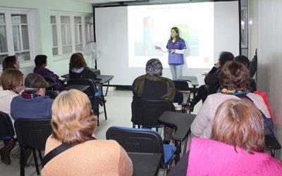 Salud Machalí desarrolló positivamente taller Yo cuido mi enfermedad crónica