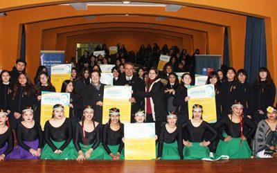 Se lanzó el concurso escolar de cuento breve Poeta Oscar Castro