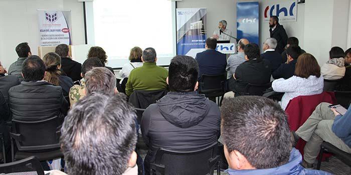 Seminario CChC Rancagua presenta nuevas tecnologías en materiales constructivos
