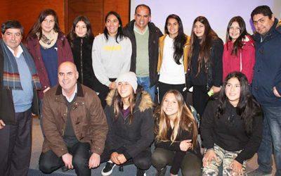 Senda Previene Pichilemu realiza intervención deportiva con mujeres desde la perspectiva de género