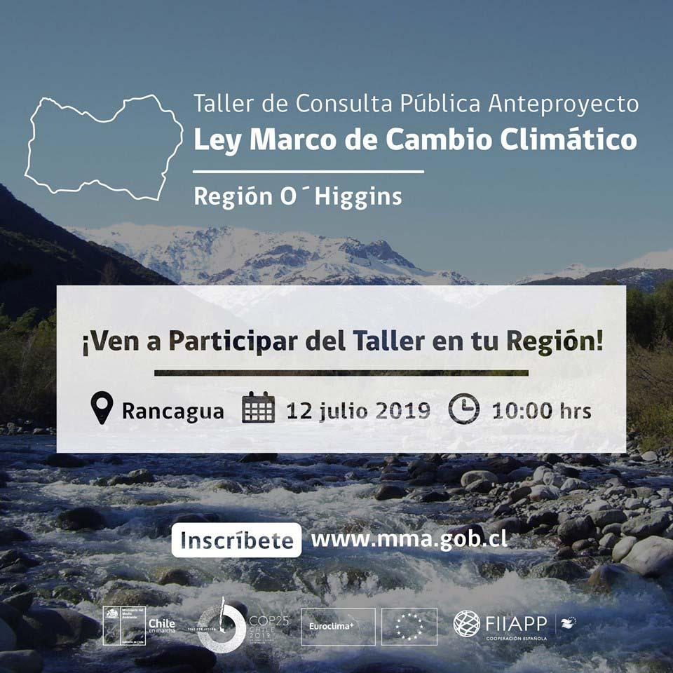 Seremi del Medio Ambiente invita a participar de la consulta ciudadana de Cambio Climático
