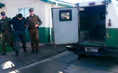 Sujeto fue detenido en Litueche por el delito de robo frustrado a un banco