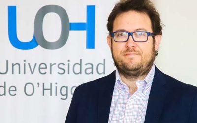 Académico UOH co-editará colección de artículos científicos en prestigiosa revista internacional