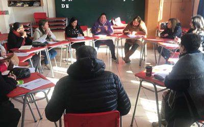 """""""Apoderados Empoderados"""": Centros de padres de la región, se reúnen en Rancagua y San Fernando"""