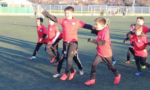Complejo municipal La Gamboina recibirá encuentro masivo de fútbol