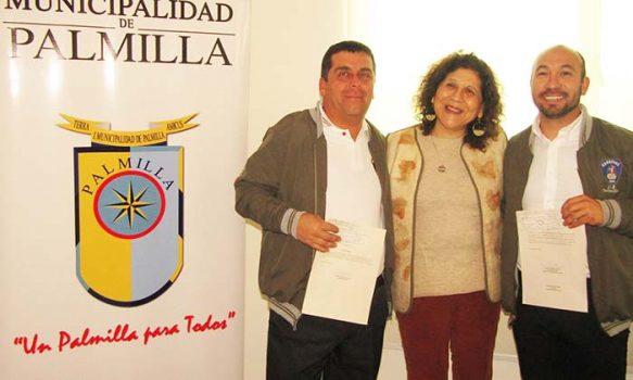 Continúa la entrega de subvenciones a diferentes organizaciones de Palmilla
