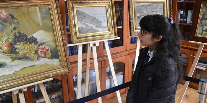 Corte de Rancagua invita a visitar muestra pictórica con motivo de su aniversario 51