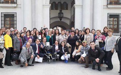 Dirigentes Sociales de O'Higgins recibieron certificación en Liderazgo por parte de Autoridades Nacionales