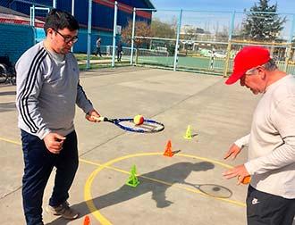 El deporte es salud y vehículo de movilidad social