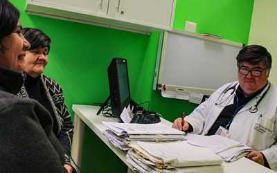 Especialistas del Hospital Regional entregan recomendaciones para evitar enfermedades cardiovasculares