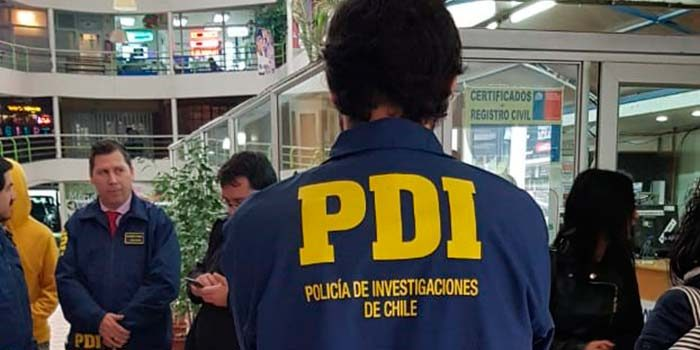 Gobernación de Cachapoal y PDI fiscalizan comercio de Rancagua