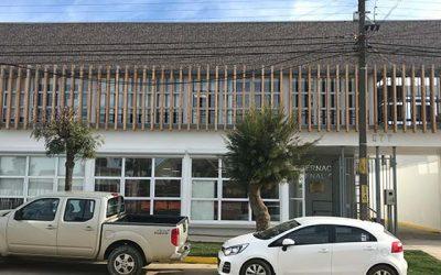 Gobernación de Cardenal Caro se traslada a nuevo edificio provincial