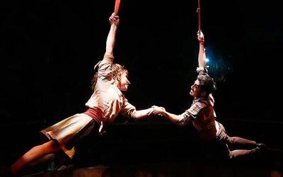 Graneros se viste de gala para recibir la obra La Sangre de la Tierra, del Circo del Mundo