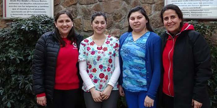 Hospital de Nancagua destaca por su trabajo dental cercano a la comunidad escolar