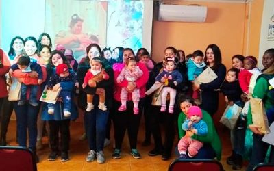 Hospital Graneros elige a Bebés mamones 2019