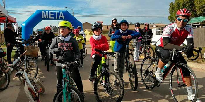 Hospital Pichilemu: Cicleteando por una mejor Salud Cardiovascular