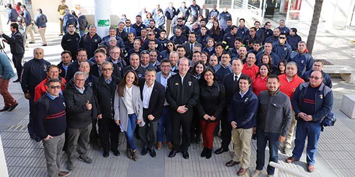 Inversión superior a los 7 mil millones para la compra de 50 carros de bomberos